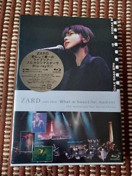 "ZARD LIVE 2004""What a beautiful moment""(Blu-ray)"