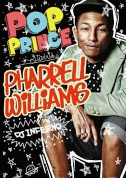 Pharrell WilliamsベストCLIP集★DJ INFERNO / POP PRINCE
