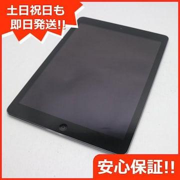 ●美品●iPad Air Wi-Fi 16GB スペースグレイ●