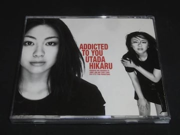 宇多田ヒカル/Addicted To You [Single, Maxi]