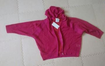 新品 Mサイズ ピンク メッシュ