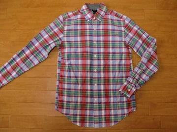 J.CREW ジェイクルー BDシャツ USA−XS