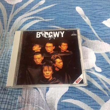 BOOWY- モラル/ CD アルバム