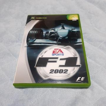 F1.2002/ Xbox ソフト  レース