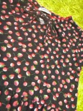 ●SONIA RYKIEL● 苺とサクランボワンピース 130