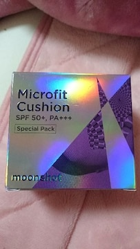 MicrofitCushion韓国moonshotファンデBIGBANGGDジヨンGdragonYG未使用
