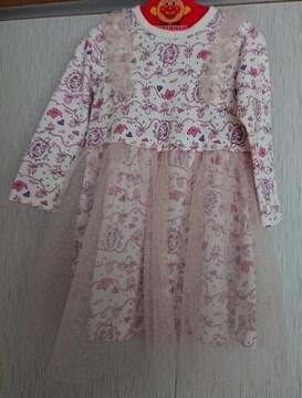 HUSHUSH☆春物☆ソフィアのワンピース☆size110