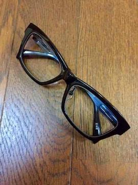 兼光 KM1001 ウェリントン メガネ 度なし チタン 日本製