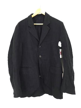 QUILP(クイルプ)Motian4 Derby Jacket Vintage Linen テーラードジャケットテ