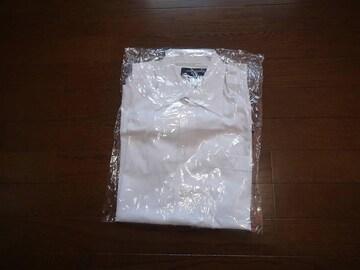 HIROKO KOSINOの白のカッターシャツ日本製新品未使用(M)!。