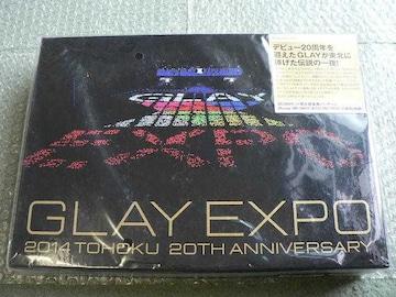 GLAY EXPO 2014 TOHOKU 20th Anniversary[Premium Box]6枚組新品
