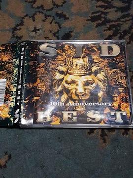 SID(シド) 10ANNIVERSARY BEST ベス