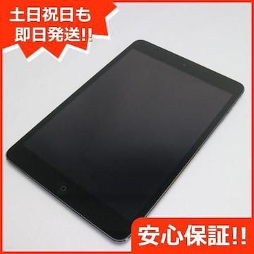 ●美品●iPad mini Retina Wi-Fi 16GB スペースグレイ●