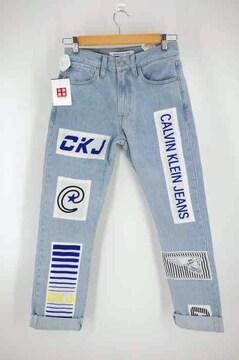 Calvin Klein Jeans(カルバンクラインジーンズ)Patch Denim Jeanデニムパンツ
