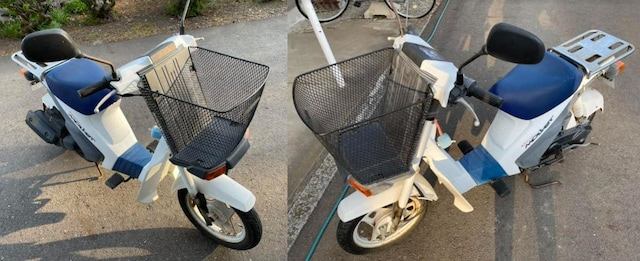 スズキ SUZUKI スーパーモレ Super MOLLET < 自動車/バイク