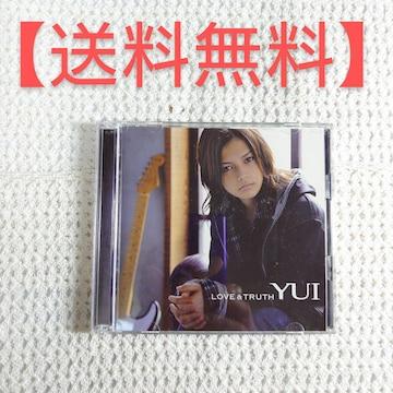 YUI LOVE & TRUTH 初回限定盤 CD+DVD #EY5122