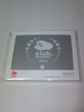 クラブニンテンドー ゴールド会員限定 2010 カレンダー/任天堂 コレクション レアグッズ