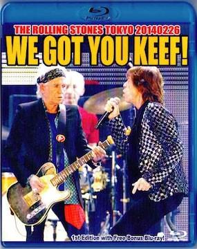 Rolling Stones ストーンズ 東京ドーム公演 2014(Blu-Ray)2DISC