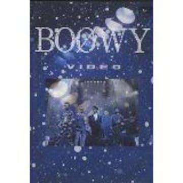 ■DVD『BOΦWY VIDEO』氷室京介 布袋