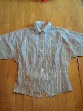 NORMA KAMALI(ノーマカマリ) 半袖シャツ
