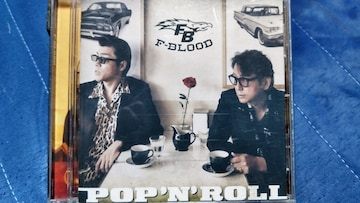 F-BLOOD(藤井フミヤ) POP`N`ROLL