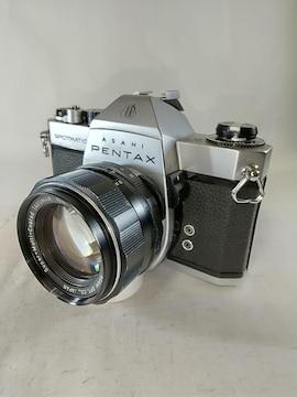 ASAHI PENTAX SPF + SMC 50mm 1:1.4