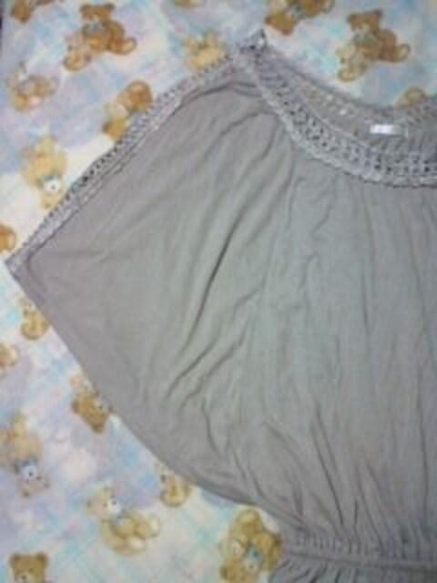 七分袖ドルマン セクシー オフショル かぎ針編み エスニック ageha新品 < 女性ファッションの