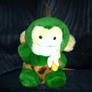 セキグチ バナナんちーたん ぬいぐるみ ピカポン 昭和 レトロ