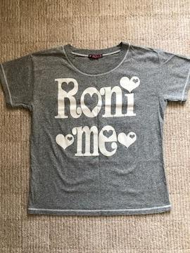 美品RONIロニー女児TシャツサイズML150cm相当