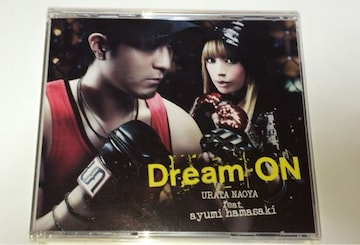 ★★URATA NAOYA feat. ayumi hamasaki/Dream ON ★★