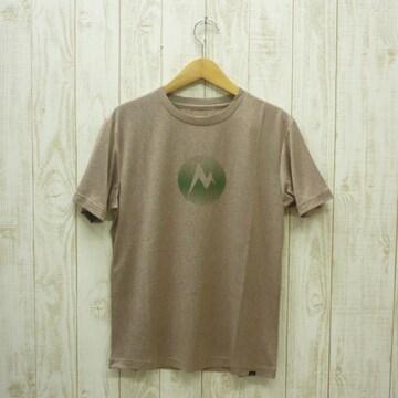 即決☆マーモット特価MARKロゴ半袖Tシャツ CYY/XLサイズ 新品