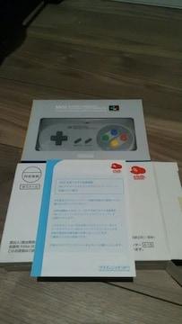 Wiiスーパーファミコンクラシックコントローラ