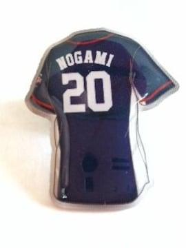 埼玉西武ライオンズ2016 ファンクラブ限定ピンバッチ 埼玉ユニ 20 野上亮磨投手