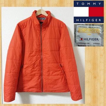 購入3万円 TOMMY HILFIGER トミーヒルフィガー Thermore社 中綿ジャケット