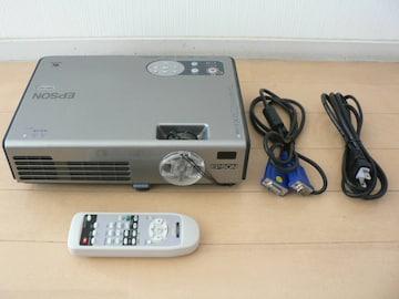 EPSON プロジェクター EMP-760 ◆2500ルーメン◆リモコン付属