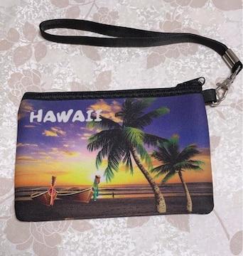ハワイアン 小銭入れ カード入れ 財布 ポーチなど 新品
