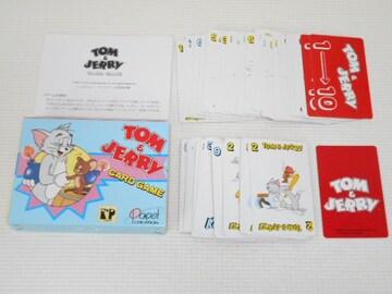 トムとジェリー★トム&ジェリーカードゲーム アオシマ文化教材社