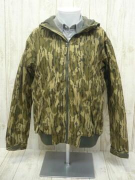 即決☆コロンビア 特価 中綿+裏フリース 防寒ジャケット CAMO/L 新品