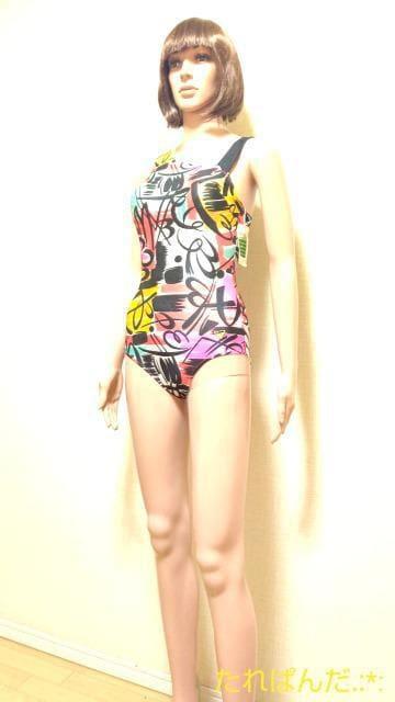 新品タグ付☆MOOSE☆光沢つる�Aパロディ柄の水着5212☆3点で即落 < 女性ファッションの