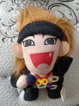 X JAPAN ToshI UFOキャッチャー ぬいぐるみ オフィシャルグッ