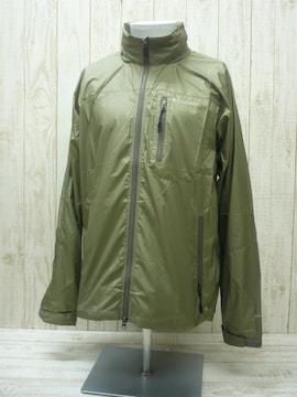 即決☆コロンビア ウインドジャケット SG/L (日本サイズのXLくらい) 2WAY