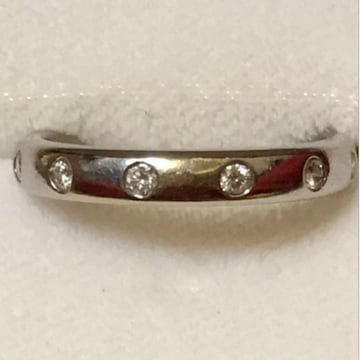 フルエタニティリング  プラチナ ダイヤモンド