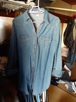 ジーンズ羽織り