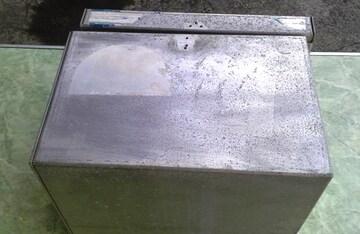 アルミ製 バッテリーケース 中古ジャンク品
