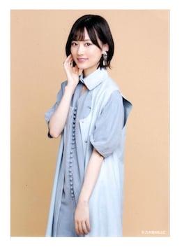 乃木坂46 山下美月 お詫びの品 非売品 生写真 2021年 福袋限定