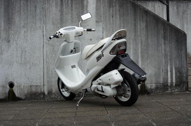 ライブディオ ZXリアスポ、LED付  AF34 駆動系他整備済 < 自動車/バイク