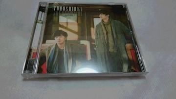 *☆東方神起★サクラミチ(初回盤CD)♪