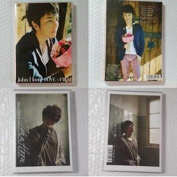 DVD John-hoon LOVE×FILM / John-Hoon's Diary 2012〜SA・I・
