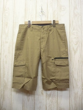即決☆ナイキ 特価 カーゴ ハーフ パンツ BE/W28 新品