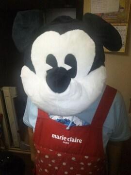 ★ミッキーマウス かぶり物 可愛 Disney ディズニー パーティ イベントに!★